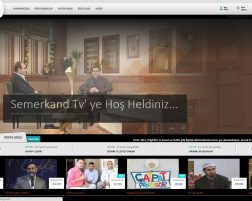Semerkand Tv Demo Web Sitesi